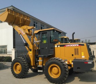 3T XCMG LW300FN Wheel Loader