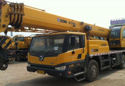 XCMG 25Ton QY25K-II Truck Crane for sale