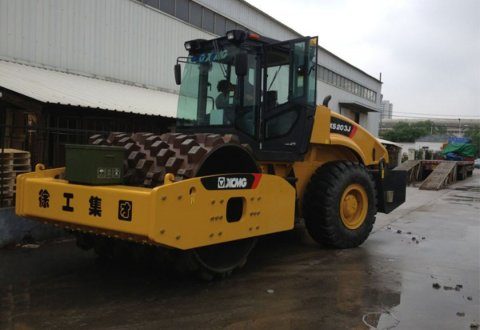 XS202J 20t roller Brand New XCMG road roller