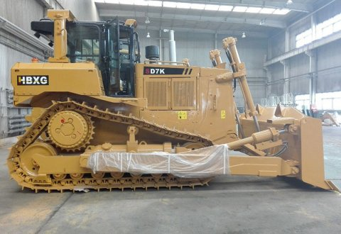 new sd7n Catpillar technology HBXG Bulldozer For Sale