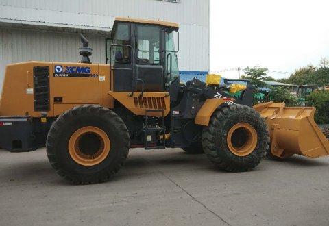 XCMG wheel loader LW900KN