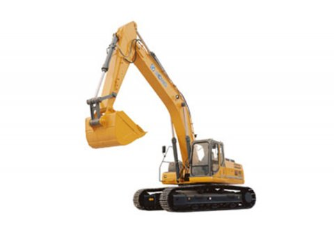 XCMG construction machinery excavator XE370C