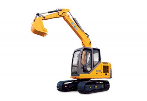 XCMG excavator XE80 for sale