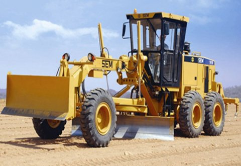 SEM 919 Motor Grader For Hot Sale