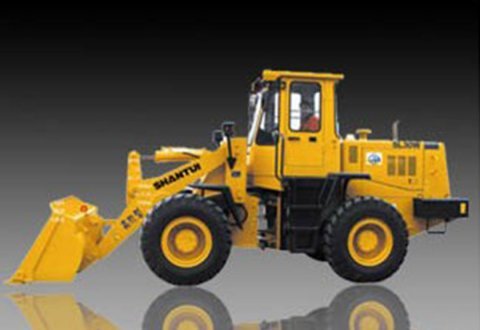 Shantui 3 Ton Wheel Loader Front End Loader for Sale