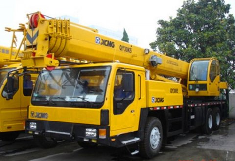 30Ton XCMG Truck Crane QY30K5-I For Hot Sale