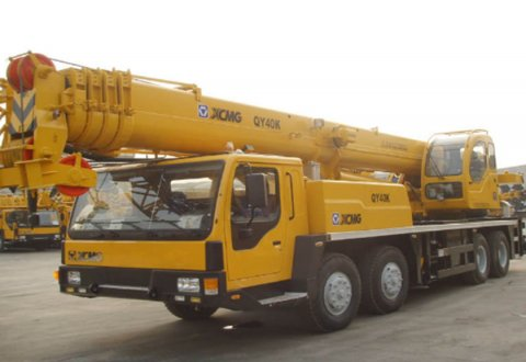 Brand new XCMG 40Ton Crane Truck For Sale