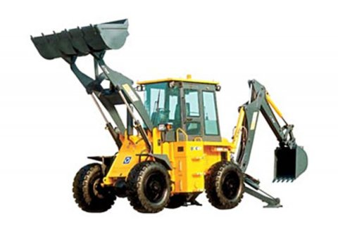 XCMG backhoe loader XT860