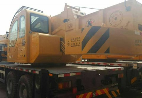 new 20Ton XCMG QY20B.5 Truck Cranes For Sale