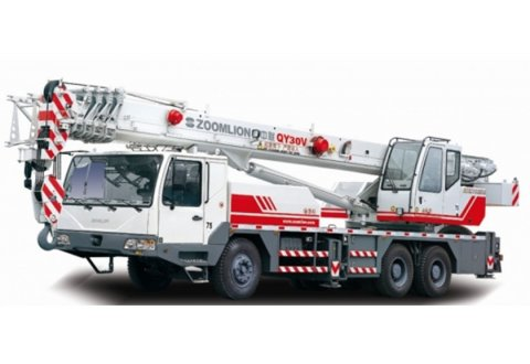 China construction machinery Crane Truck 25Ton Zoomlion Truck Crane