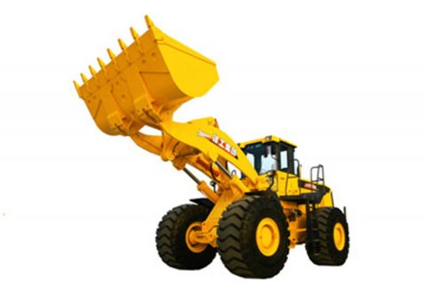 China construction machinery XCMG 8 ton wheel loader LW800KN for hot sale