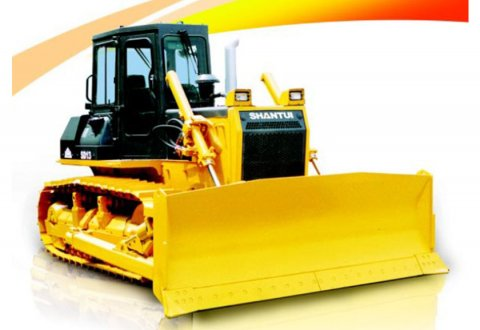 Shantui SD13 130hp Bulldozer For Sale