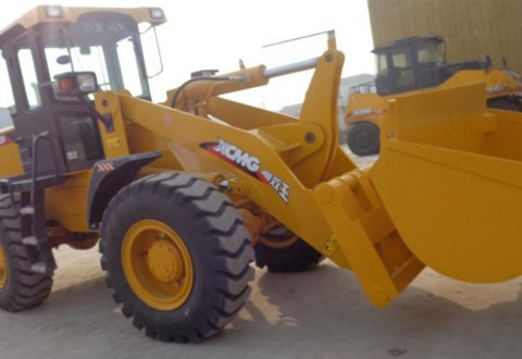2020 new sale 3T XCMG wheel loader LW300KN